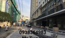 Cho thuê mặt bằng shop The Botanica, Phổ Quang,Tân Bình, 47m2, giá 45 triệu đồng/tháng