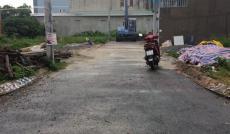 Bán gấp đất Tam Bình, Bình Phú 1,63 tỷ/52m2, sổ riêng, KDC hiện hữu