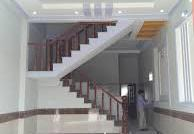 Bán gấp nhà 2 mặt tiền đường Phan Đình Phùng, Q. Phú Nhuận, dt 4,5x 6.6m, xây kiên cố trệt 3 lầu