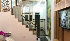 Bán nhà 1 trệt 3 lầu, sân thượng trước sau,4 PN, 5 toilet,Gần Hà Huy Gíap