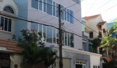 Cho thuê tòa nhà MT Đường A, khu biệt thự ADC, Q.Tân Phú, DT: 20x21m, 1 trệt, 3 lầu. Giá: T/L