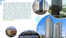 Nhận giữ chỗ dự án One Verandah Mapletree, Quận 2 giai đoạn 1, view sông SG, Bitexco