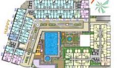 Bán căn hộ 2PN, ngay trung tâm hành chính quận 2 giá chỉ 1,68 tỷ. LH 0933076606