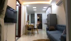 Cho thuê căn hộ 1PN Full nội thất, miễn phí tất cả dịch vụ, giá chỉ 12,5tr/ tháng