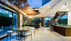Cho thuê biệt thự Mỹ Phú 1 Phú Mỹ Hưng Quận 7, nhà mới giá rẻ nhất thị trường, LH 0917300798 (Ms.Hằng)