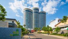 Cho thuê căn hộ City Garden 1PN, 70m2 tầng cao view thành phố, hồ bơi