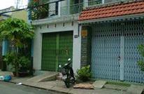 Cho thuê nhà MT Lê Lư dt 4x20m, 1 lầu, giá 13tr/ tháng. LH 0938214969