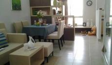 Cho thuê giá rẻ căn hộ chung cư H1 đường Hoàng Diệu quận 4, diện tích 82m2