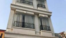 $Cho thuê nhà mới xây MT Bạch Đằng, Q.TB, DT: 5x21m, trệt, lửng, 4 lầu. Giá: T/L