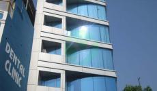 $Cho thuê tòa nhà MT Trần Quốc Hoàn, Q.TB, DT: 9x30m, trệt, 6 lầu. Giá: T/L