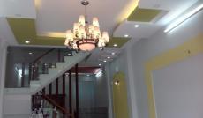 Nhà mới 1 sẹc Lê Văn Quới, DT: 4mx11m, 1 trệt 1 lầu, hẻm ô tô