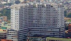 Bán gấp căn H3 Hoàng Diệu, vẫn còn mới, 2PN, 80m2, View Q1, 2,8 tỷ