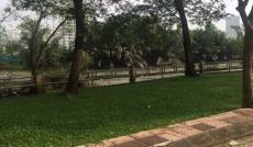 Bán lô đất biệt thự A40 khu nghỉ ngơi giải trí Sadeco, P. Tân Phong