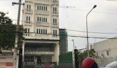 Cho thuê tòa nhà mới xây mặt tiền Phan Văn Hớn Q.12. N:9m D:40. DTSD:1300m2