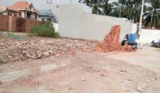 Bán gấp lô đường Thống Nhất, P. Thạnh Xuân, Quận 12, thổ cư, giá 2.2 tỷ/nền