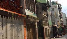 Bán nhà HXH 6m Cô Giang, Quận 1, DT 4x 20m, giá bán rẻ nhất 13.8 tỷ, LH: 09144668593