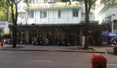 $Cho thuê nhà MT Nguyễn Du, Q.1, DT: 12x34m, 1 trệt, 3 lầu. Giá: T/L