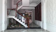Bán gấp nhà hẻm xe hơi Huỳnh Văn Nghệ, DT 4,5x16m, xây dựng 4 lầu, rộng rãi thoáng mát vào ở ngay