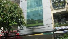 $Cho thuê nhà góc 2MT Nguyễn Đình Chiểu, Q.3, DT: 6x20m, trệt, 3 lầu. Giá: T/L