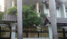 Cho thuê villa đường 34, An Phú An Khánh, 8x20m, có hầm, 2 lầu, nội thất hiện đại