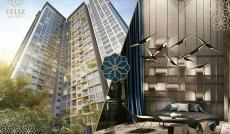 Bán căn hộ 2pn duplex Feliz En Vista, 120m2, giá 4.1 tỷ rẻ nhất thị trường. LH 0938381412