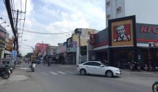 $Cho thuê nhà mới xây MT Nguyễn Ảnh Thủ, Q.12, DT: 9x27m, trệt, 7 lầu, 18 phòng. Giá: T/L