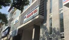 Cho thuê tòa nhà MT đường 9A khu Trung Sơn, Bình Chánh, 10x20m, 1 hầm, 1 trệt, 3 lầu, ST, TL