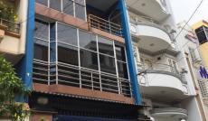 Bán nhà hẻm xe hơi 6m Nguyễn Cảnh Chân, P. Cầu Kho, DT 3.2x13m, trệt, 4 lầu đúc đẹp