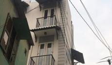 Bán nhà hẻm 1 trệt, 1 lửng, 2 lầu, ST Nguyễn Thái Sơn, Gò Vấp. Giá 3,85 tỷ TL