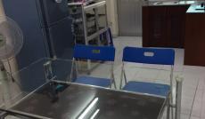 Cần cho thuê gấp căn hộ Vạn Đô, quận 4, DT 55m2, 1PN, 1 WC