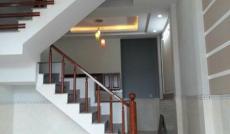 Nhà mới đẹp đúc thật 1 lầu, hẻm ô tô Trương Phước Phan, giá 1.95 tỷ