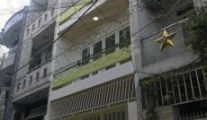 Bán nhà hẻm 283 - 285 CMT8 Khu Hà Đô, DT 5x14, 1 trệt 3 lầu, giá 10 tỷ.
