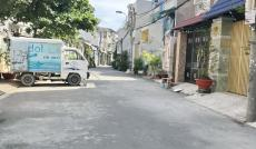 Bán gấp nhà mặt tiền hẻm 502 đường Huỳnh Tấn Phát, Phường Bình Thuận, Quận 7
