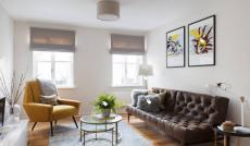 Bán căn hộ 8X Đầm Sen, 3pn, 2wc, 90m2, cửa hướng Bắc. LH 0902257980
