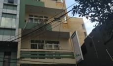 Bán nhà 2MT Trần Quang Diệu gần Lê Văn Sỹ, DT 10x10m, hầm, 6 lầu, hợp đồng thuê 124.74 tr/th