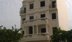 $Cho thuê nhà MT Phan Văn Trị gần siêu thị Emart, Q.GV, DT: 6.5x15m, trệt, 4 lầu, st. Giá: 60tr/th
