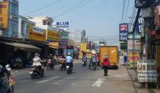 $Cho thuê nhà 2MT Nguyễn Ảnh Thủ, Q.12, DT: 5x23m, trệt, 3 lầu, st. Giá: 55tr/th