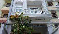 Bán khách sạn mặt tiền Nguyễn Văn Lượng, P16, Gò Vấp, 5x21m nở hậu 9m, 4 lầu