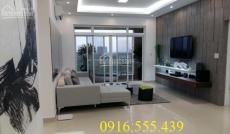 Cho thuê căn hộ cao cấp Garden Court Phú Mỹ Hưng, 142m2, 3PN View kênh đào. LH 0916.555.439