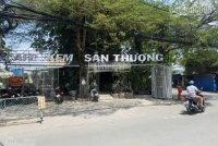 Bán lô đất 16x32m 2MT đường Phan Văn Hớn, ấp 7 Hóc Môn, đang kinh doanh cafe LH: 0912983745