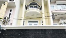 Bán gấp nhà phố hiện đại 3 lầu mặt tiền hẻm oto đường số 79, P. Tân Quy, Quận 7.