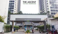 Cần bán căn hộ cao cấp The ASCENT, 74m2-2PN, căn góc view sông đẹp, giá tốt 3,3 tỷ. LH: 0909.038.909