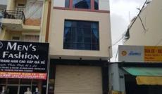 $Cho thuê nhà mới xây MT Tân Sơn Nhì, Q.TP, DT: 5x20m, trệt, lửng, 4 lầu, st. Giá: 65tr/th