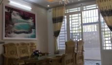 Nhà đẹp mới xây 108m2 đường Huỳnh Tấn Phát, Nhà Bè hẻm 1806