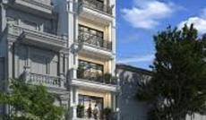 Bán nhà mặt tiền Trần Hữu Trang, Quận Phú Nhuận. DT= 4.8mx37m, 2 lầu, giá 10.5 tỷ