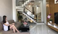 Nhà phố Tô Ngọc Vân, quận 12 nhà đẹp đúc 4 tấm, sổ hồng riêng 2,87tỷ/căn