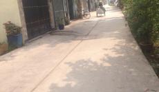 Cần cho thuê gấp căn nhà đường Số 2, Mã Lò, DT: 4x14m, Q. Bình Tân