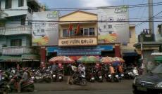 Nhà Nguyễn Đình Chiểu đối diện chợ Vườn Chuối