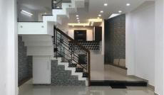 Bán nhà xây mới 100% đường Nguyễn Văn Đậu, P. 11, Bình Thạnh. HXH 6m
