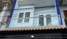 Cho thuê nhà MT đường Gò Xoài, Bình Tân, DT: 4x25m, 2 lầu, giá 17tr/th, LH: 01223796206